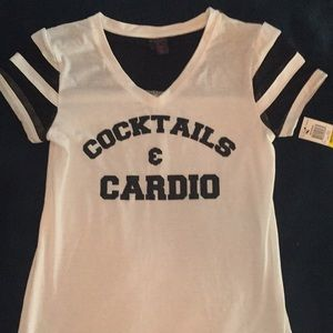 T-Shirt Cocktails and Cardio